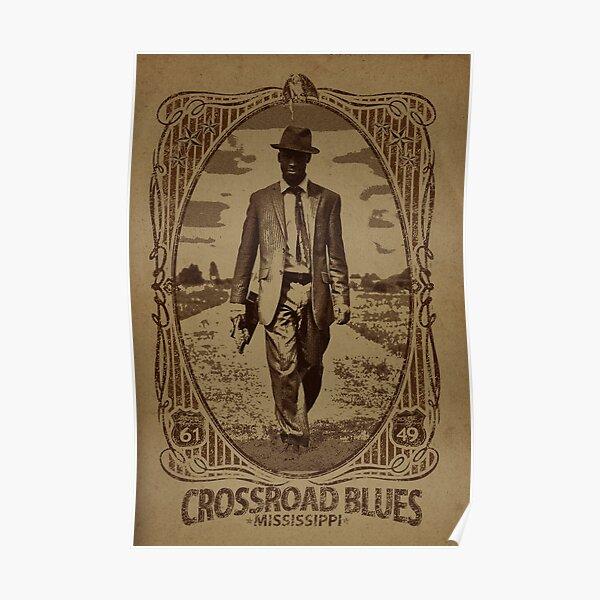 Crossroad Blues Poster