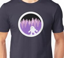 Yeti By Night - NoirGraphic Original  Unisex T-Shirt