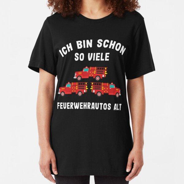 Ich bin nicht Dein Vater T-Shirt Feuerwehr Feuerwehrmann Firefighter Retter 112