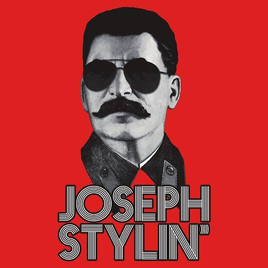 TShirtGifter presents: Joseph Stylin'