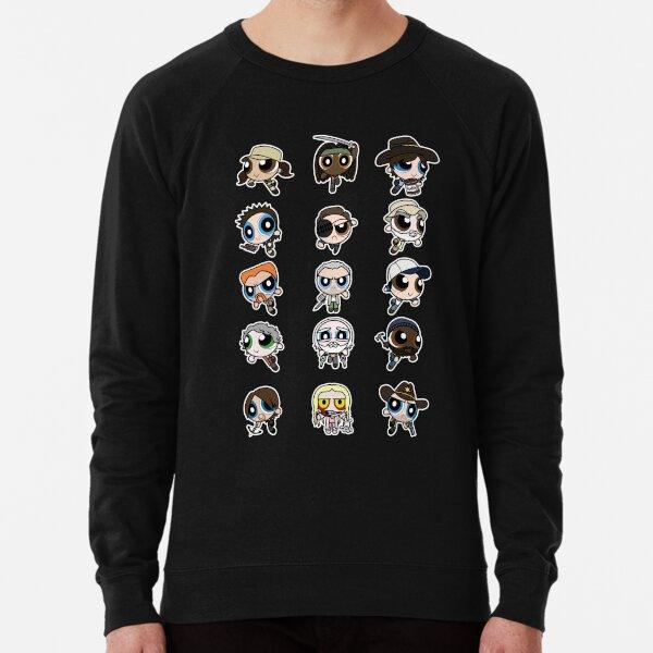 The Walking Dead Puffs Parody Lightweight Sweatshirt