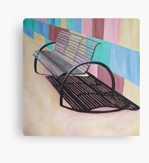 There's a Chair in There Canvas Print