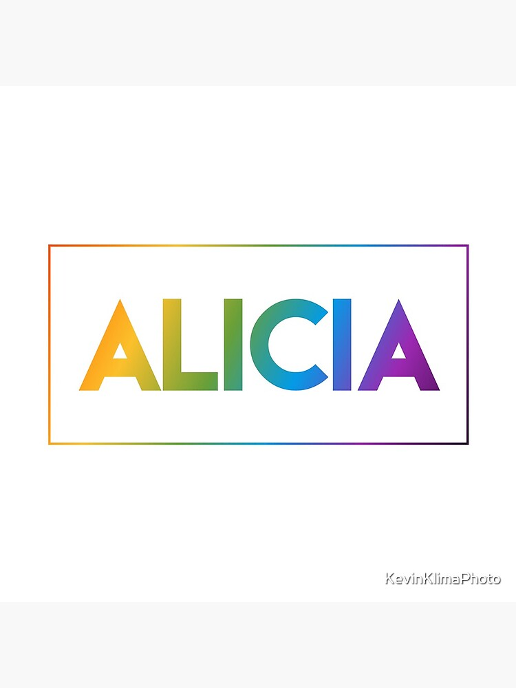 Alicia - Pride Edition by KevinKlimaPhoto