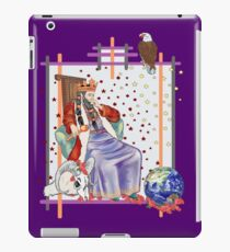 The Tarot Emperor iPad Case/Skin