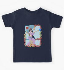 The Tarot Magician Kids Tee