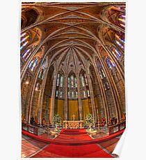 St John's Cathedral • Brisbane • Australia Poster