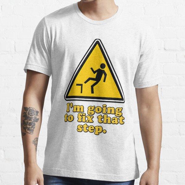 Je vais corriger cette étape T-shirt essentiel
