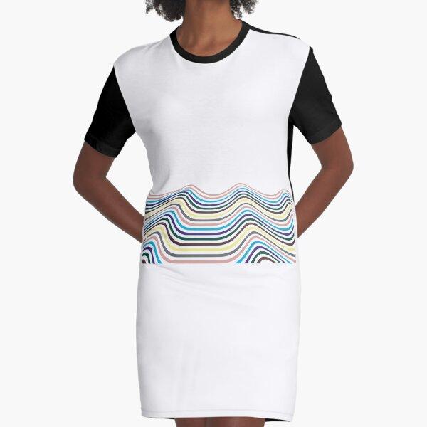 SUPERMOM Dress SLV Base Stripe Robe Femme