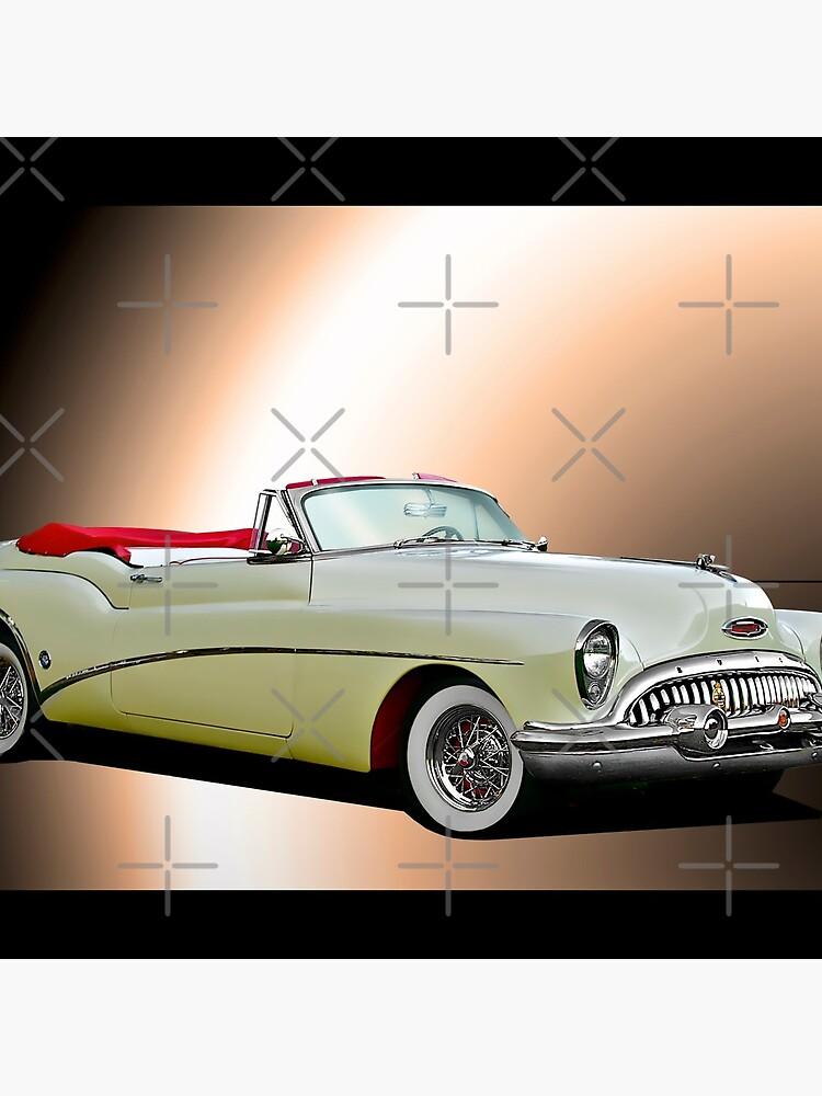 1953 Buick Skylark Convertible by DaveKoontz