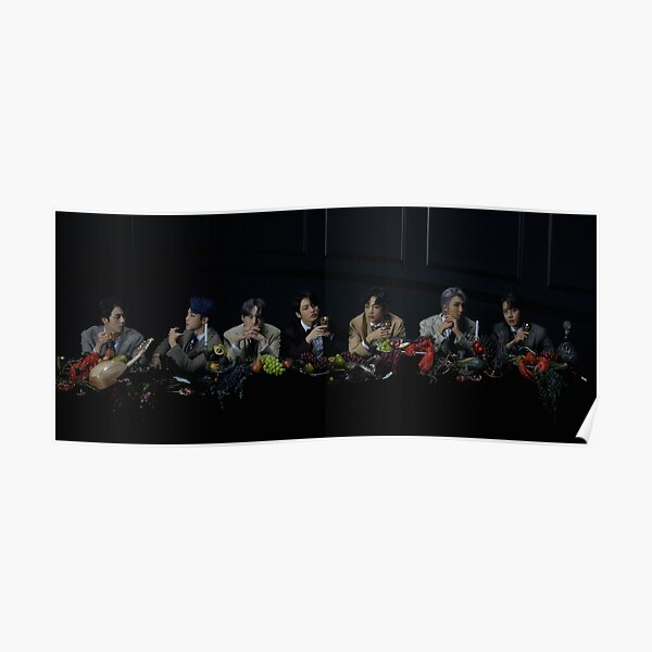 MAP OF THE SOUL: 7 - BTS Concept Photo Version 3 Poster