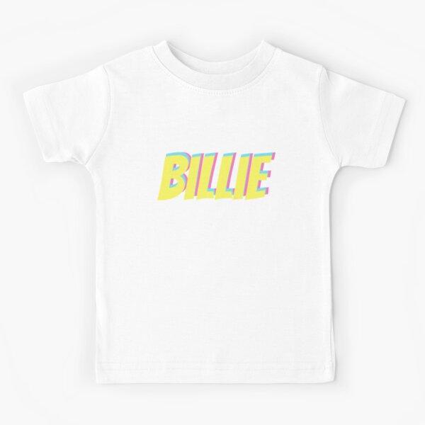 logo de billie Camiseta para niños