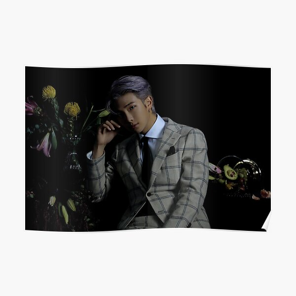 MAP OF THE SOUL: 7 - RM Concept Photo Version 3 Poster