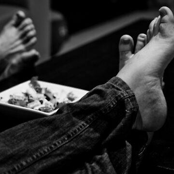 Footy Feet by kordis