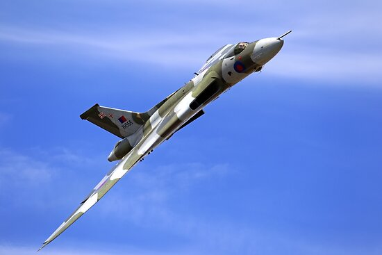 "Avro Vulcan B.2 - XH558 ""Spirit of Great Britain"" by Andrew Harker"