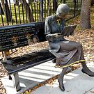 The Lady in the Park by kenspics