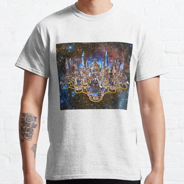 Pleiadian Crystal Stargate Grid Classic T-Shirt