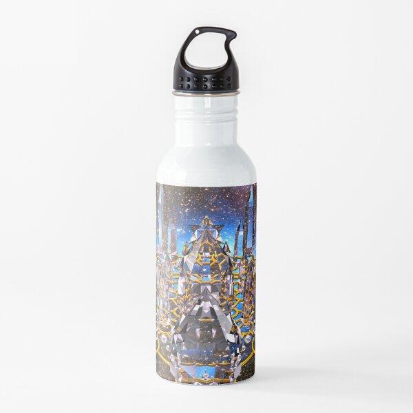 Pleiadian Crystal Stargate Grid Water Bottle