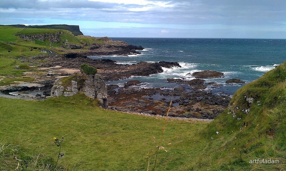North Coast - Northern Ireland by Adam Webb