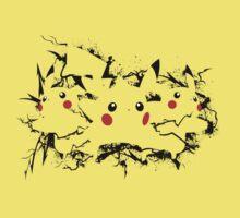 Pikachu Trio