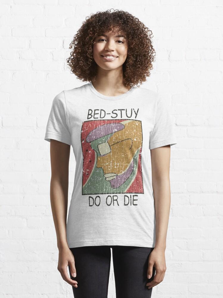 Alternate view of Bed–Stuy Radio Raheem Essential T-Shirt