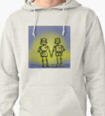 L(ove) E(mitting) D(roids) Pullover Hoodie