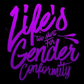 Gender Conformity by spazzynewton