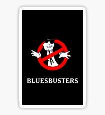 Bluesbusters Sticker