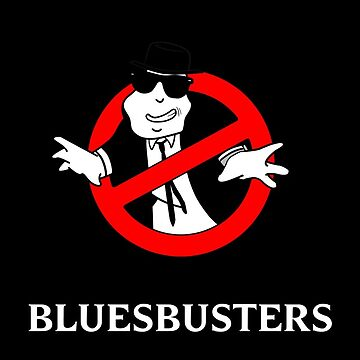 Bluesbusters by Baghrirella
