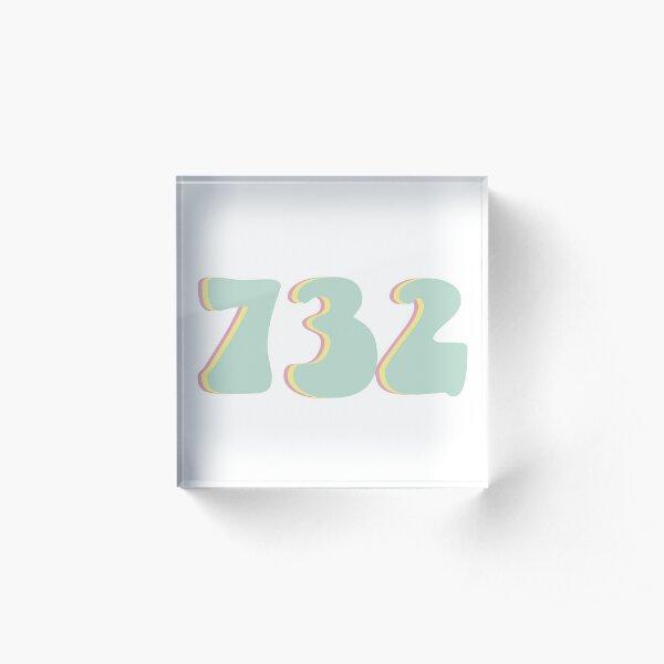 732 Acrylic Block