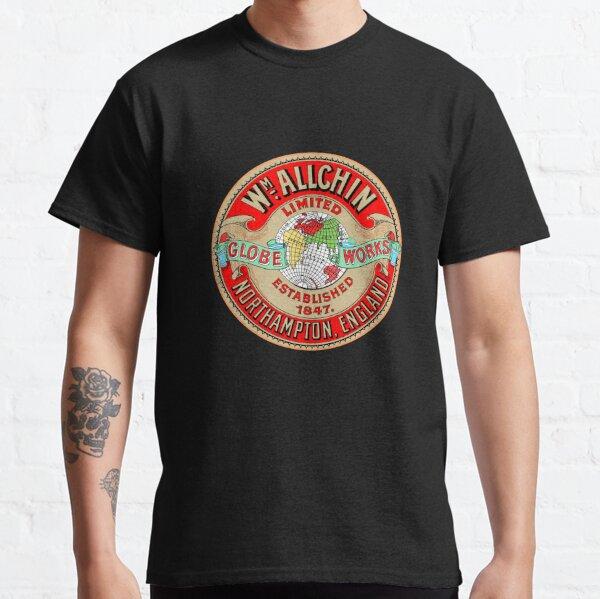 Allchin Traction Engine Logo Classic T-Shirt