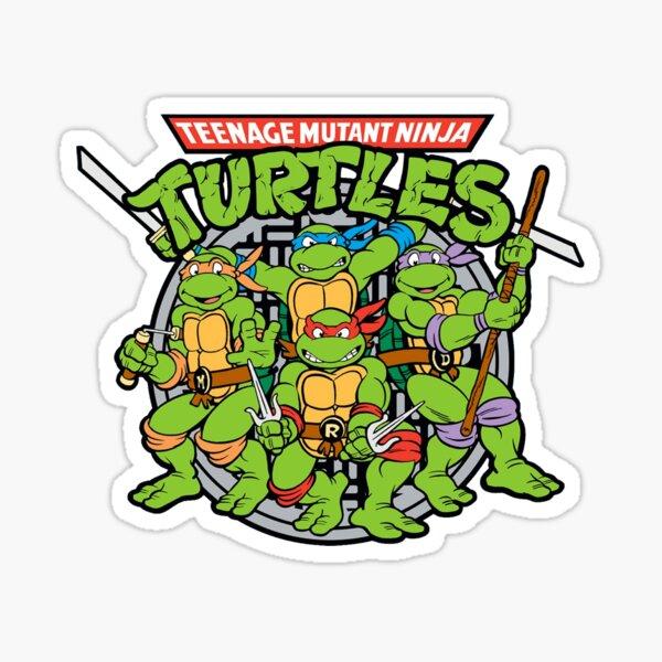 TMNT Forever Sticker