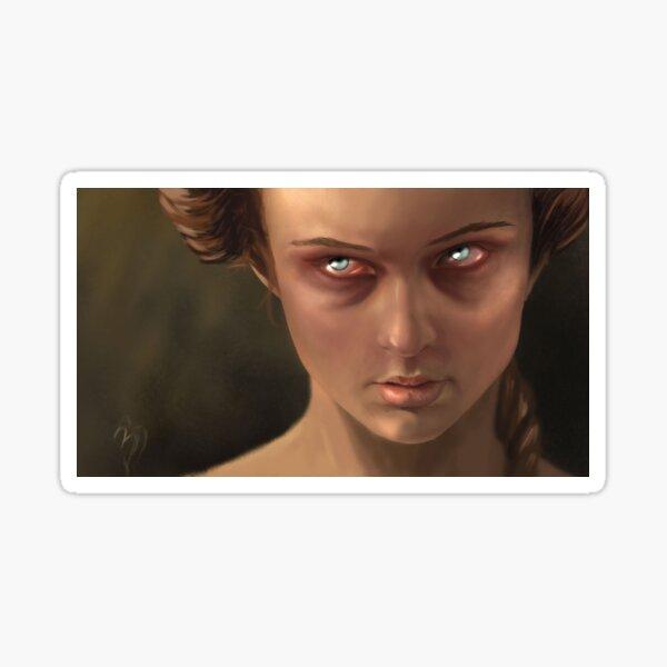 If Looks Could Kill Medusa sticker