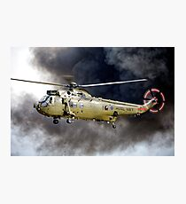Royal Navy Westland Sea King HC Mk.4   Photographic Print