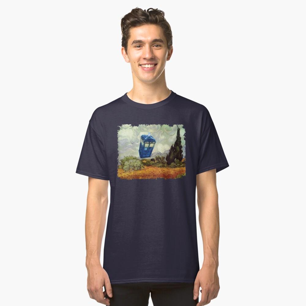 Vincent und der Doktor Classic T-Shirt