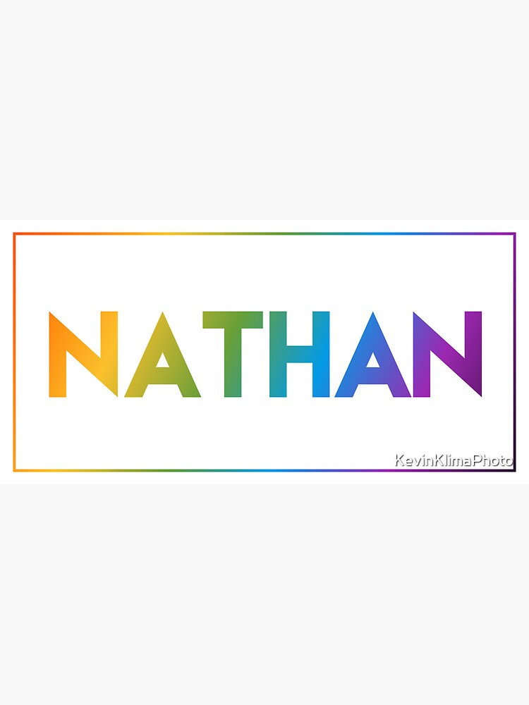 Nathan - Pride Edition by KevinKlimaPhoto