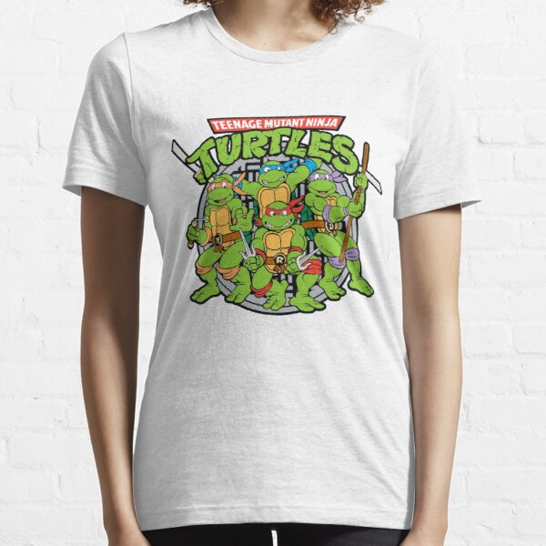 TMNT Forever Essential T-Shirt