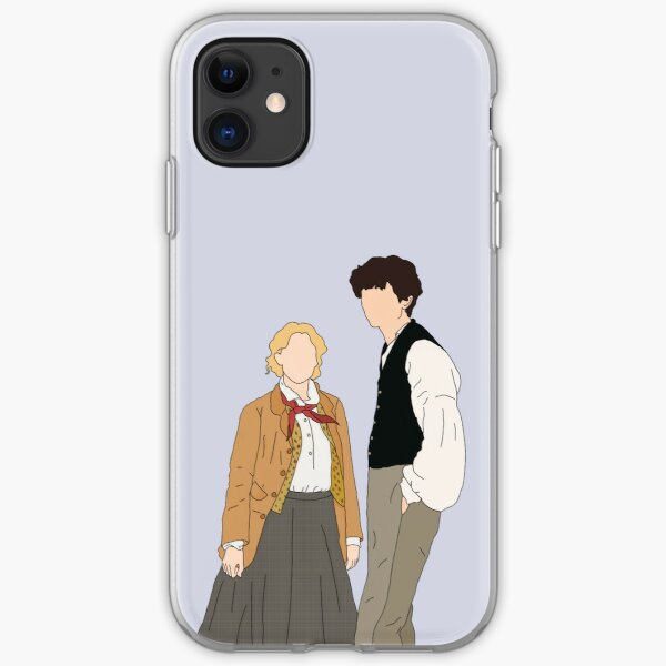Jo & Laurie iPhone Soft Case