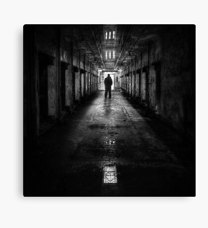 Put My Name On The Walk Of Shame Canvas Print