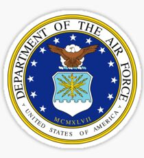 US Air Force Emblem Sticker Sticker