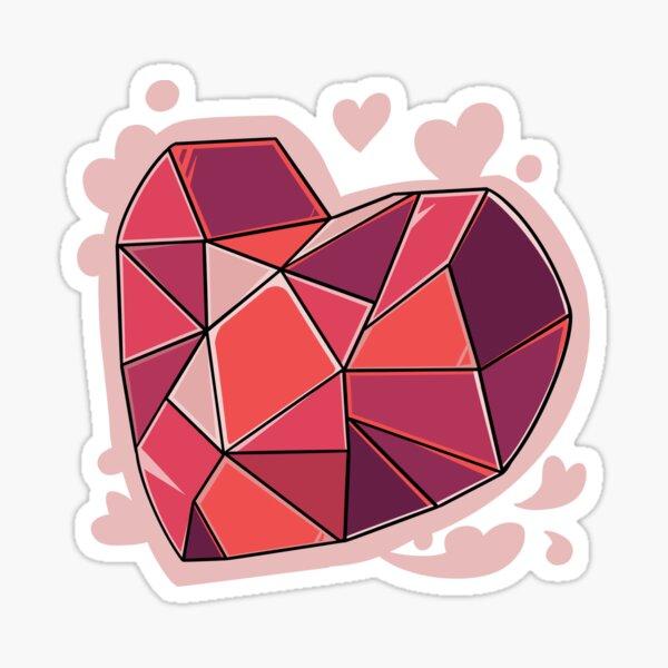 Full Pure Heart Sticker