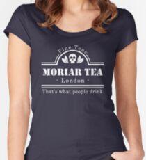 MoriarTea Women's Fitted Scoop T-Shirt