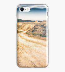 Gravel Pit iPhone Case/Skin