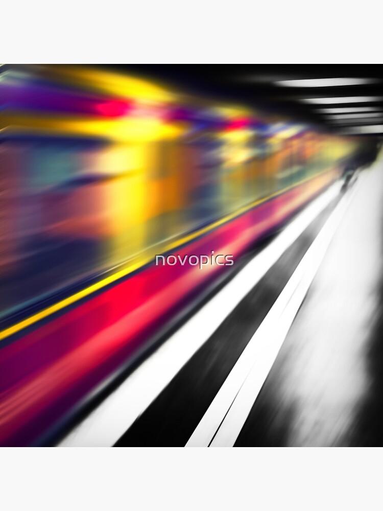 Berlin S-Bahn Speed by novopics