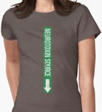 Neurotoxin Women's Fitted T-Shirt