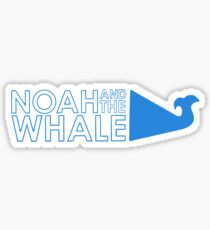 Noah and The Whale Sticker