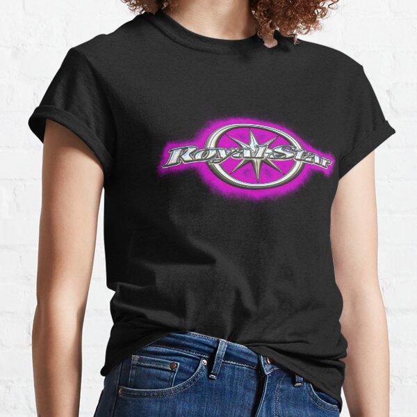 Royal Star, Royalstar XVZ 1300, XVZ1300 Logo Purple Classic T-Shirt