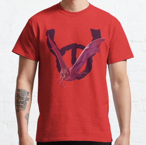 The Crimson Bat by Cory Trego-Erdner Classic T-Shirt