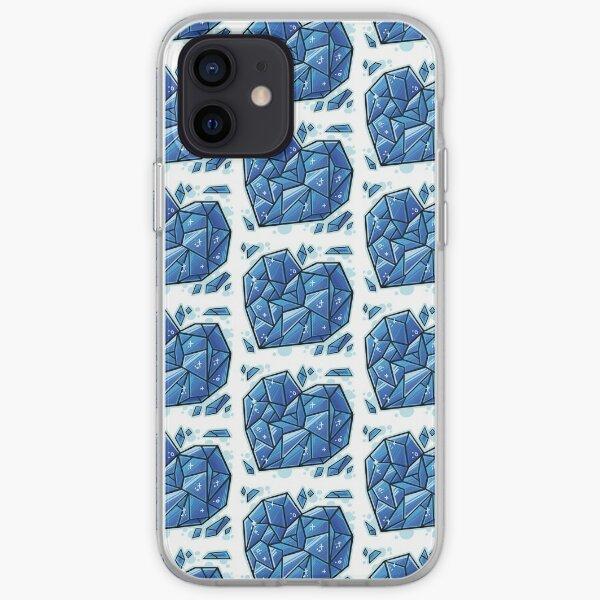 Full Sharp Heart iPhone Soft Case