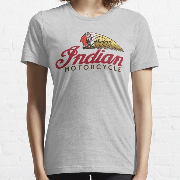 Moto indienne T-shirt essentiel