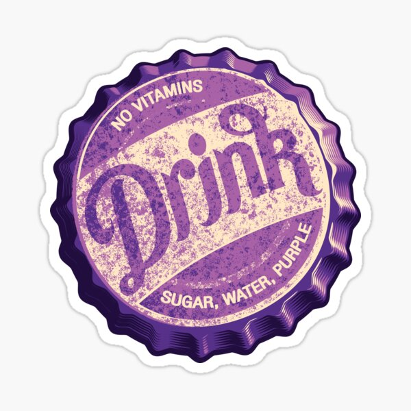 Drink Sticker